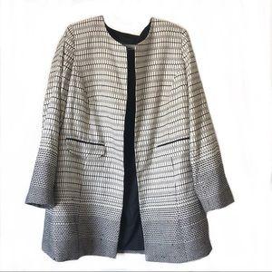Cynthia Rowley Open Blazer/ Jacket: Size 1X